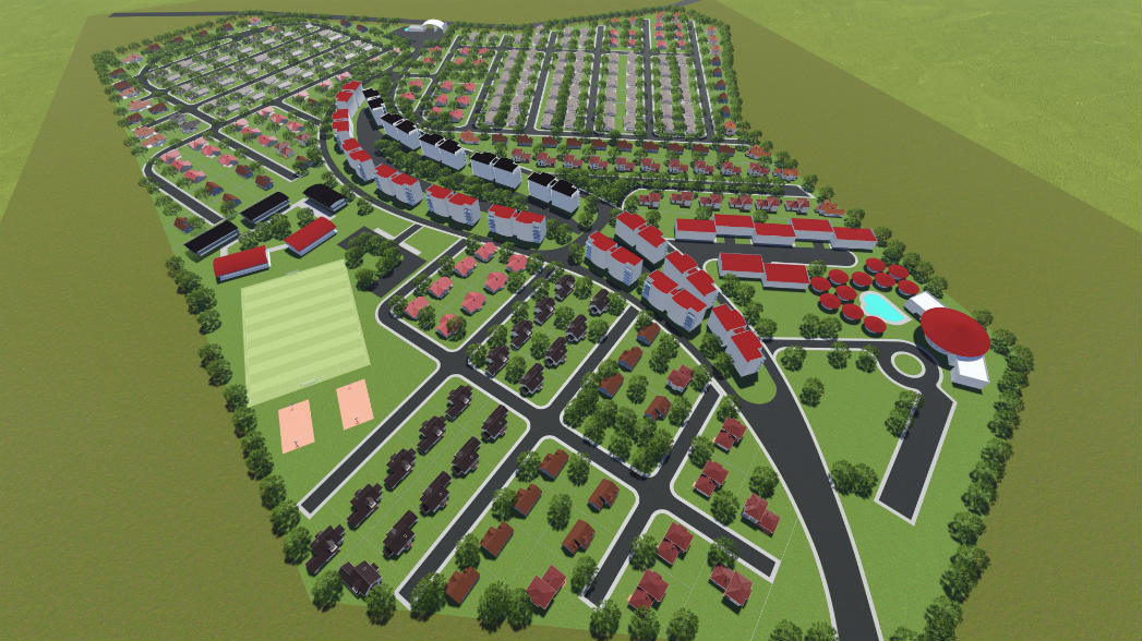 KUMASI PROPOSED ESTATE 200ACRE (2) NEW